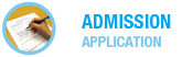Admission application